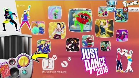 JUST DANCE 2018 ALL GIFT MACHINE UNLOCKS, SONGS, AVATARS, STICKERS PT2