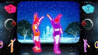 Just Dance 2 Spice Up Your Life - Spice Girls