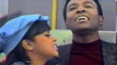 "MARVIN GAYE & TAMMI TERRELL ""Ain't no Mountain High Enough"""