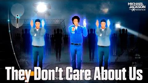 They Don't Care About Us - Michael Jackson The Experience (Wii)