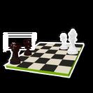 Chessboard skin