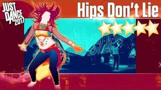 Hips Don't Lie - Just Dance 2017