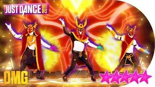 Just Dance 2019 OMG - 5 stars
