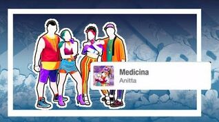 Medicina - Just Dance 2019 (Unlimited) - 5 Stars