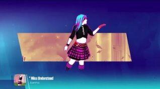Miss Understood - Just Dance 2018