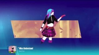 Miss Understood - Just Dance 2018