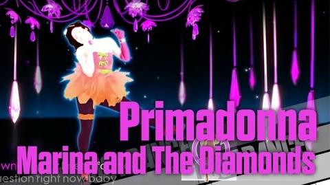 Primadonna - Marina and the Diamonds Just Dance 4 (DLC)