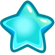 Star kids blue