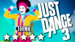 Think - Just Dance 3 (Wii graphics)