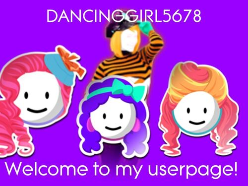 Dancinggirlgiveaway