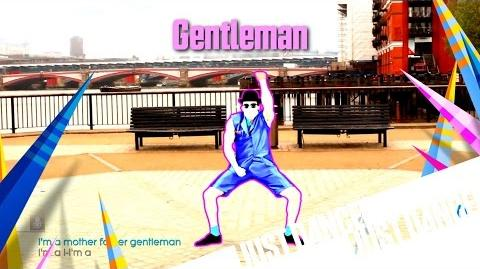 Gentleman - Just Dance 2014