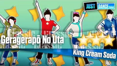 Geragerapō No Uta - King Cream Soda Just Dance Yokai Watch