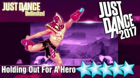 Holding Out For A Hero - Just Dance 2017