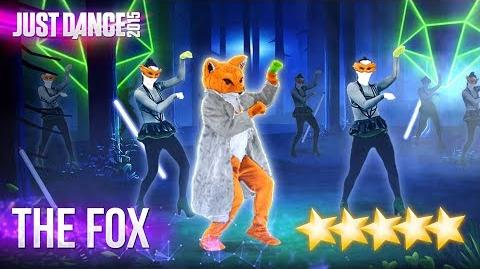 Just Dance 2015 The Fox - 6 players
