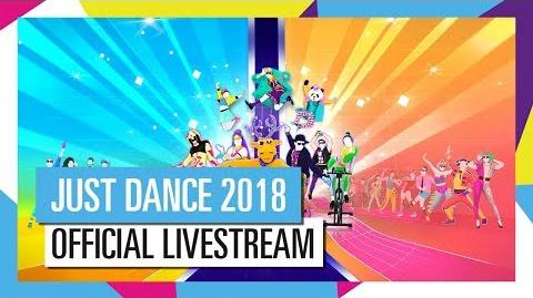 Official Livestream - Just Dance 2018 (UK)