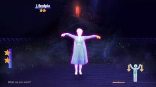 PS4 Just Dance 2020 Frozen 2 Into the unknown