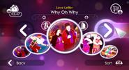 Whyowhy jd2 menu