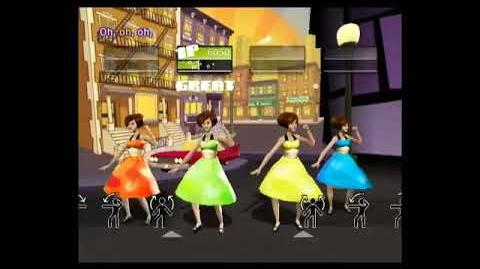 Good Morning Baltimore - Dance on Broadway (Wii)