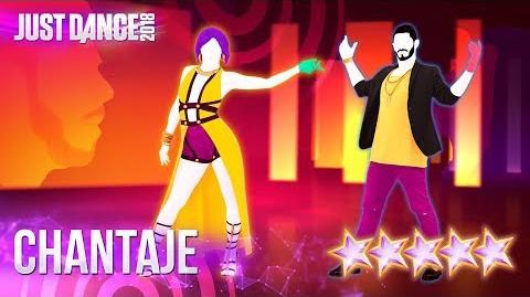 Just Dance 2018 Chantaje - 5 stars