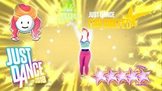 "Just Dance 2018 Unlimited ""All About That Bass"" Meghan Trainor MEGASTAR"