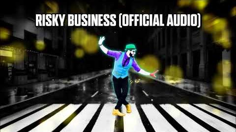 Risky Business (Official Audio) - Just Dance Music