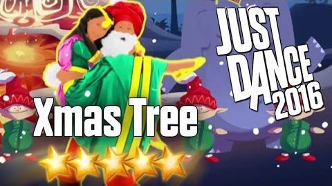 Just Dance 2016 - Xmas Tree - 5 Stars