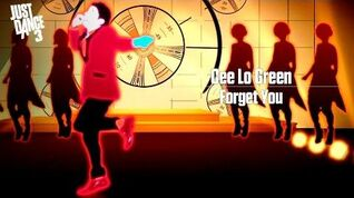 Forget You - Just Dance 3 (Xbox 360 graphics)