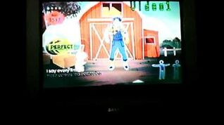 Here comes the hotstepper just dance 2