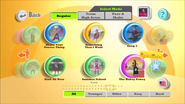 Hokey menu xbox