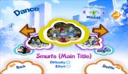 SmurfsMainTitle menu