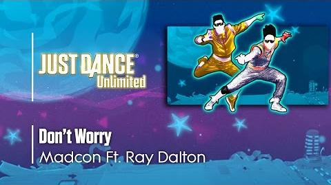 Don't Worry - Just Dance 2017