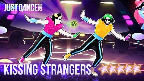 Just Dance 2018 Kissing Strangers - 5 stars
