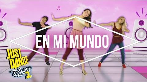 Just Dance Disney Party 2 – Violetta – En Mi Mundo - Official US