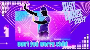 Just Dance 2017 unlimited Don't You Worry Child 5 stars