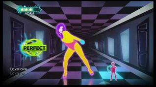 Just Dance 3 DLC - ANJA - Baby Don't Stop Now
