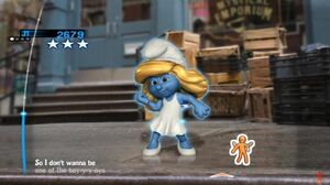 One of Dem Boyz Smurfs