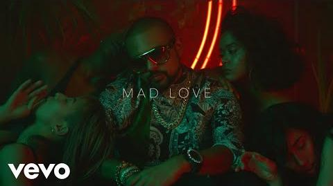 Sean Paul, David Guetta - Mad Love ft