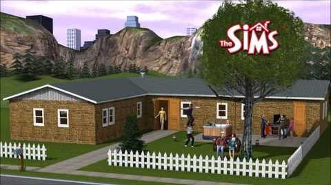 01 - The Sims - Neighborhood 1