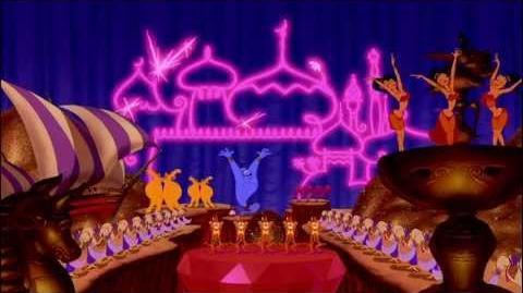 1080p HD Aladdin - Friend Like Me