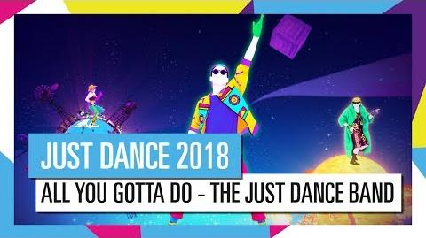 All You Gotta Do (Is Just Dance) - Gameplay Teaser (UK)