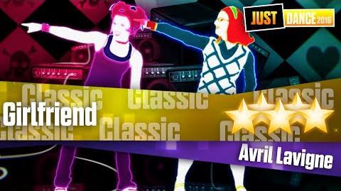 Girlfriend - Avril Lavigne Just Dance Unlimited