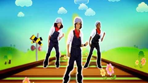 I've Been Working on The Railroad - Just Dance Kids (No GUI)