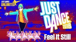 Just Dance 2018 - Feel It Still by Portugal