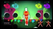 Just Dance 2 Gameplay - Move Your Feet