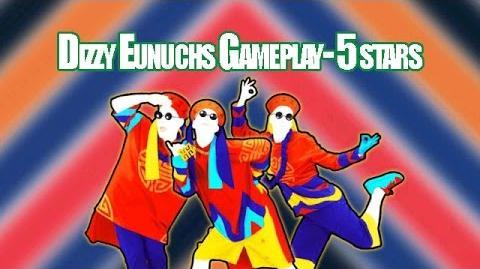 Just Dance Vitality School Gameplay - Dizzy Eunuchs 5 stars