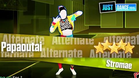 Papaoutai - African Dance Just Dance 2015