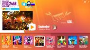 September jdnow menu updated