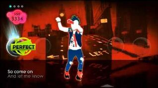Should I Stay or Should I Go - Just Dance 2