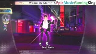 Wanna Be Startin' Somethin' (Dancing) - Michael Jackson The Experience (PS3)