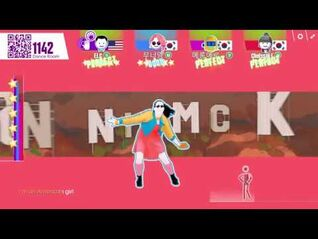 Just Dance Now - American Girl 5*